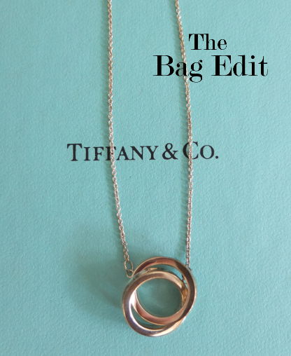 Tiffany silver interlocking circles necklace best necklace 2017 tiffany 1837 interlocking circles necklace the jewelry box aloadofball Gallery